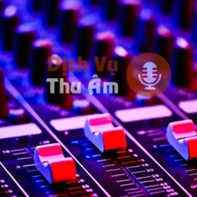 Nhận thu âm lời quảng cáo giá rẻ tại Hà Nội