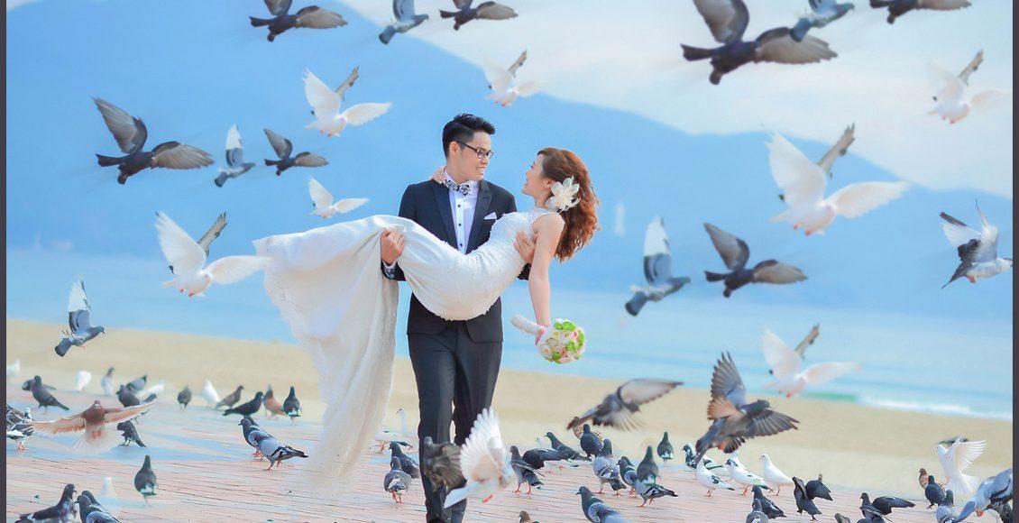 Dịch vụ quay phim phóng sự cưới chuyên nghiệp giá rẻ tại Hà Nội