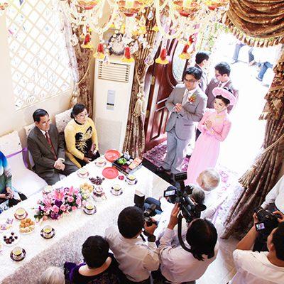 Dịch vụ quay phim sự kiện cưới