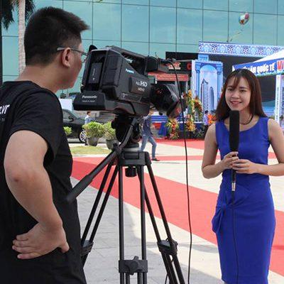 Dịch vụ quay phim hội chợ, triển lãm