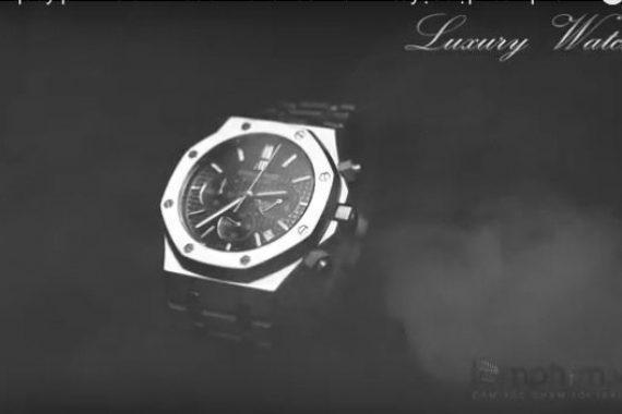 Quay video TVC giới thiệu đồng hồ Nhật